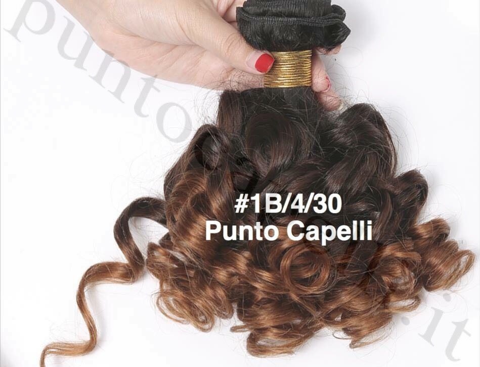 Hair products 3 tone ombre remy hair peruvian jerry curly weave extension tessitura matassa remy 100 capelli umani peruviani ondulato kinky shatush tre colori 100gr pmusecretfo Images